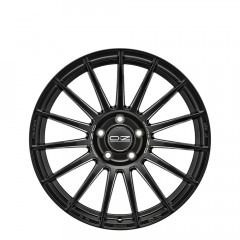 Superturismo Dakar - Matt Black + Silver Lettering wheels