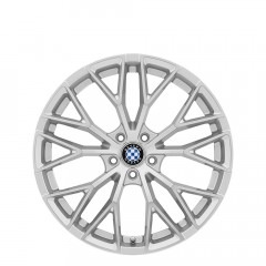 Antler - Silver W/Mirror Cut Face wheels
