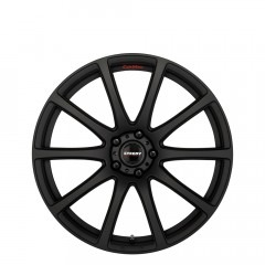 Carbine - Black Suede wheels