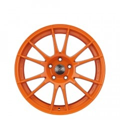 Ultraleggera HLT - Orange wheels