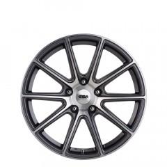 Chicane - Gunmetal M-Face wheels