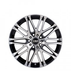 Vorst - Gunmetal Black M-Face wheels