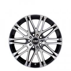 Vorst - Gunmetal Black M-Face wheels