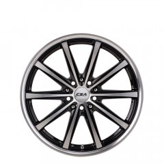 Savanna - Gunmetal Black M-Rim wheels