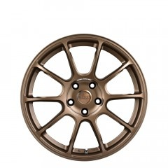 Raijin - Matte Bronze wheels