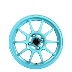 Eco Motion - Teal wheels