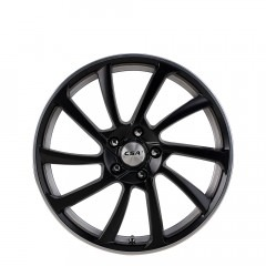 Motega - Satin Black M-Lip wheels