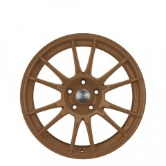 Ultraleggera HLT - Matt Bronze wheels