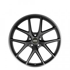 CI-R - Satin Black wheels