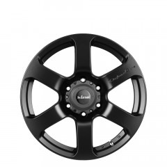 Daytona - Satin Black wheels