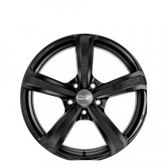 Montecarlo HLT - Matt Black wheels