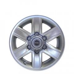 RTX - Billet Silver wheels