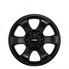 Grande II - Satin Black wheels