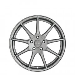 Omnia - Grigio Corsa Bright wheels
