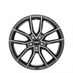 XA - Night Fever Black Diamond-Cut wheels