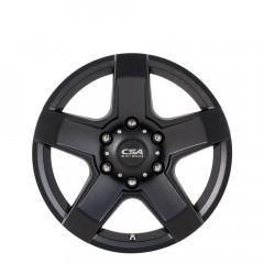 Outlaw - Satin Black wheels