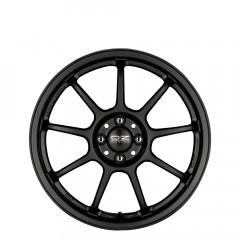 Alleggerita HLT - Matt Black wheels