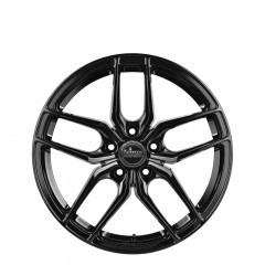 Taro - Gloss Black wheels