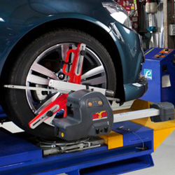 Ace Wheel Alignment System