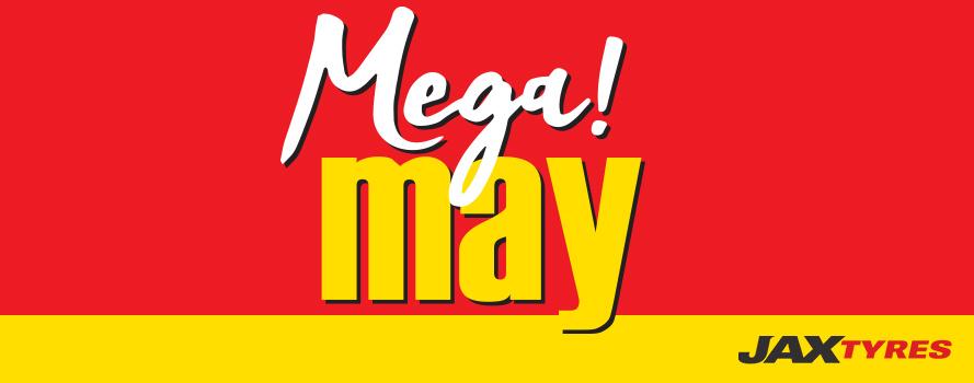 Mega May Sale!