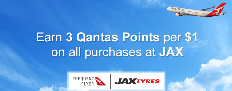 Maintain your car. Reach Qantas rewards sooner.