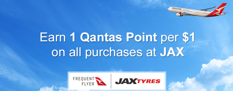 Maintain your car. Reach Qantas rewards sooner.