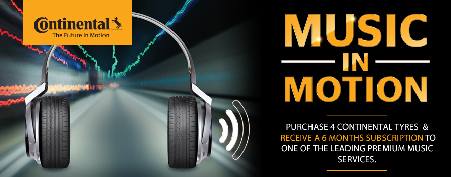 Continental Music Service offer