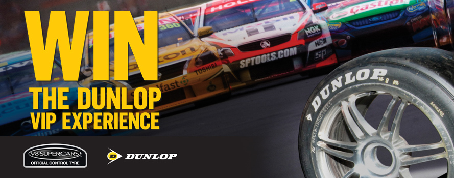 Dunlop VIP V8 Experience