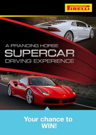 Pirelli Supercar