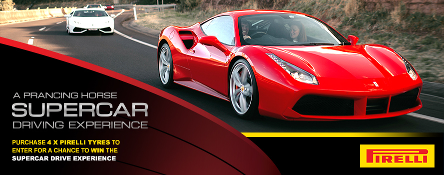 Pirelli Supercar Drive Experience