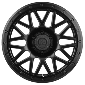King Chaos - Satin Black from JAX Tyres