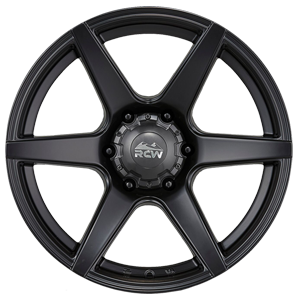 RCW Havoc - Satin Black from JAX Tyres