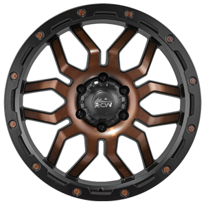 RCW Wasteland - Satin Black/Bronze from JAX Tyres